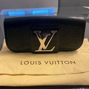 💯AUTHENTIC VINTAGE LV CLUTCH🖤